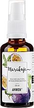 Parfumuri și produse cosmetice Ulei de păr - Anwen Passion Fruit Oil for High-Porous Hair (sticlă)