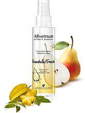 """Parfumuri și produse cosmetice Spray parfumat pentru corp """"Pară și carom"""" - Allvernum Allverne Nature's Essences Body Mist"""