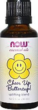 """Parfumuri și produse cosmetice Ulei esențial """"Amestec de uleiuri. Înveseliți-vă, Buttercup!"""" - Now Foods Essential Oils Cheer Up Buttercup! Oil Blend"""