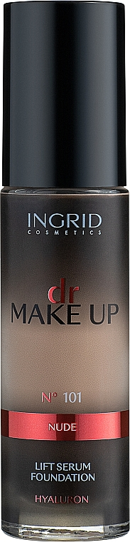 Fond de ten - Ingrid Cosmetics Lift Serum Foundation SPF8