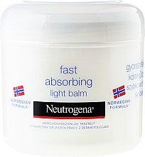 Parfumuri și produse cosmetice Balsam de corp - Neutrogena Norwegian Formula Fast Absorbing Light Balm