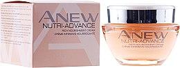 Parfumuri și produse cosmetice Cremă hidratantă pentru faţă - Avon Anew Nutri-Advance Face Cream