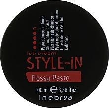Parfumuri și produse cosmetice Pastă cu fibre pentru coafare - Inebrya Style-In Flossy Paste