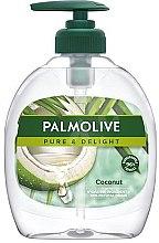 Parfumuri și produse cosmetice Săpun lichid - Palmolive Pure&Delight Coconut