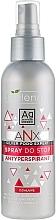 Parfumuri și produse cosmetice Spray-antiperspirant pentru picioare - Bielenda ANX Podo Detox Foot Antiperspirant Spray