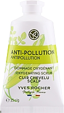 Parfumuri și produse cosmetice Exfoliant pentru scalp - Yves Rocher Oxygenating Scrub